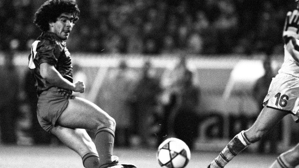 El día que Maradona ridiculizó a un rival y lo hizo explotar de furia
