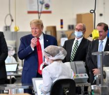 Coronavirus: Factory discards Covid-19 swab tests after Trump visit