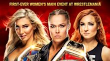 """Winner Takes All"" at First-Ever Women's Main Event of WrestleMania®"