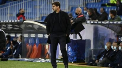Foot - TDC - PSG - Mauricio Pochettino après la défaite du PSG contre Lille: «Des choses encore plus grandes à aller chercher»