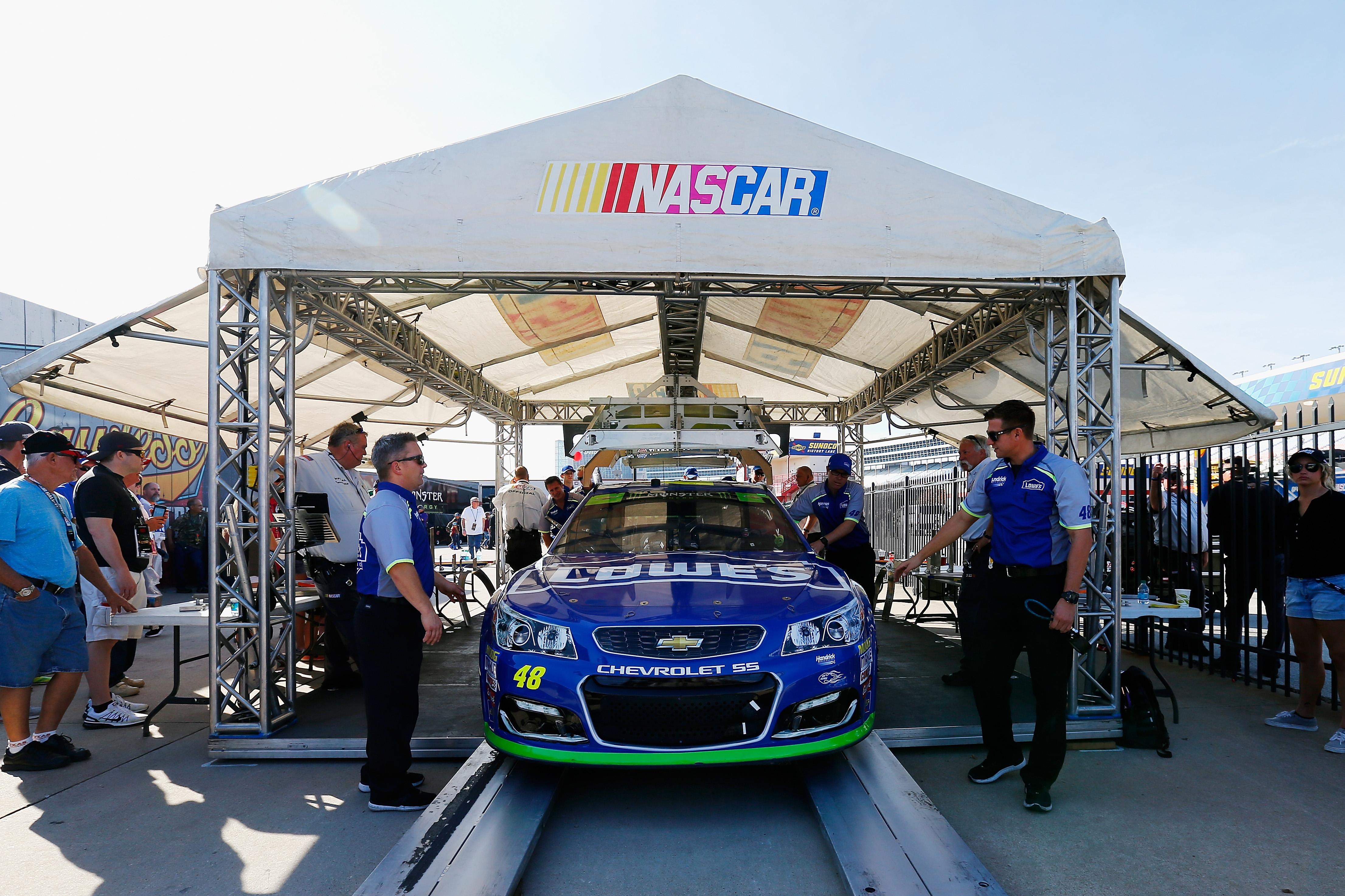Nascars implementing new inspection system in 2018 pronofoot35fo Image collections