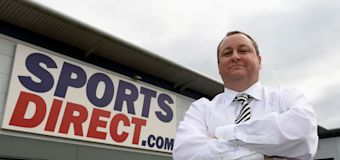 Sports Direct sues over Iceland shop