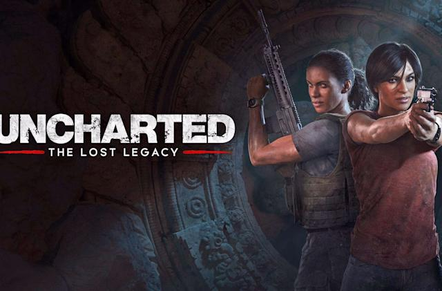 'Uncharted: The Lost Legacy' will arrive this August