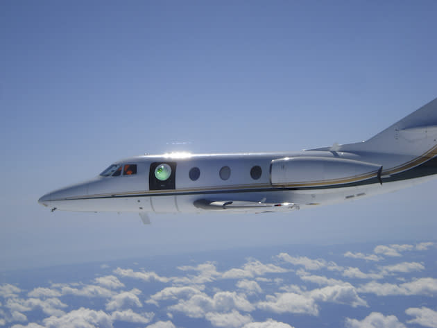Lockheed Martin's 360-degree laser turret gets cleared for take-off