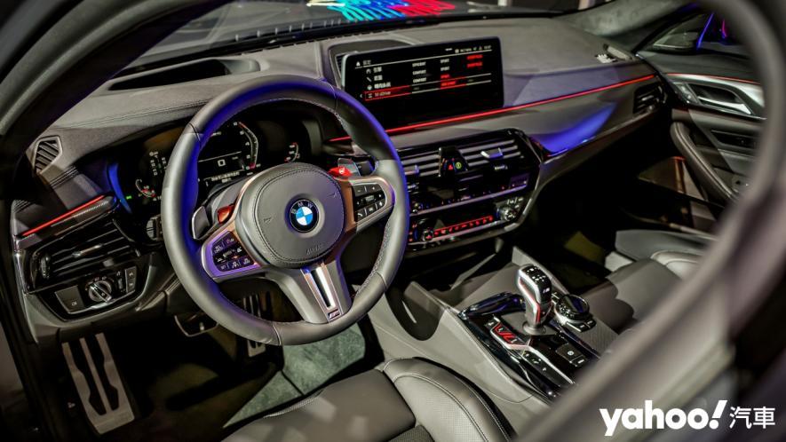 注意!紳裝暴徒來襲!2021 BMW M5、M550i與M2 CS登場! - 9