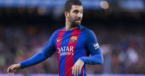 Foot - ESP - Barça - FC Barcelone : Arda Turan blessé