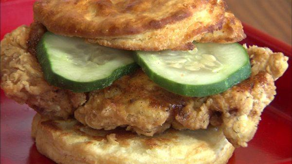 Leghorn offers naturally-raised fried chicken