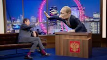 The BBC's New 'Vladimir Putin' Chat Show Is Even Odder Than It Sounds