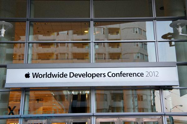 Apple WWDC 2012 liveblog!