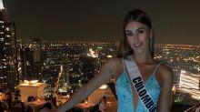 Miss Colombia, Valeria Morales, enseña de más en Miss Universo y desata la polémica