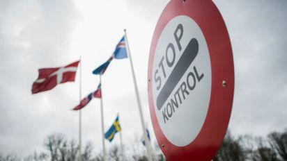 Schweden müssen draußen bleiben: Corona-Strategie entzweit nordische Länder