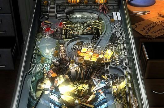 PSA: Pinball FX2 'Paranormal' table available now, free for a week