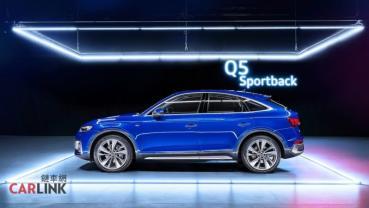 雙B要當心!Audi Q5 Sportback加入戰局