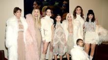 Who is the richest member of the family after Kim Kardashian?