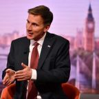 Jeremy Hunt says he will not commit to October Brexit deadline 'at any cost'