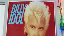 Billy Idol to play at fan's birthday party
