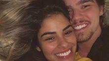 """Munik Nunes posta a primeira foto com o novo namorado: """"Pensando em você"""""""