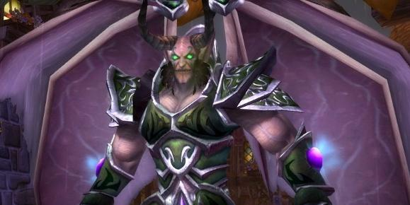 The mistakes of the World of Warcraft