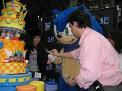 Crime and punishment: Thieves make off with Sonic the Hedgehog