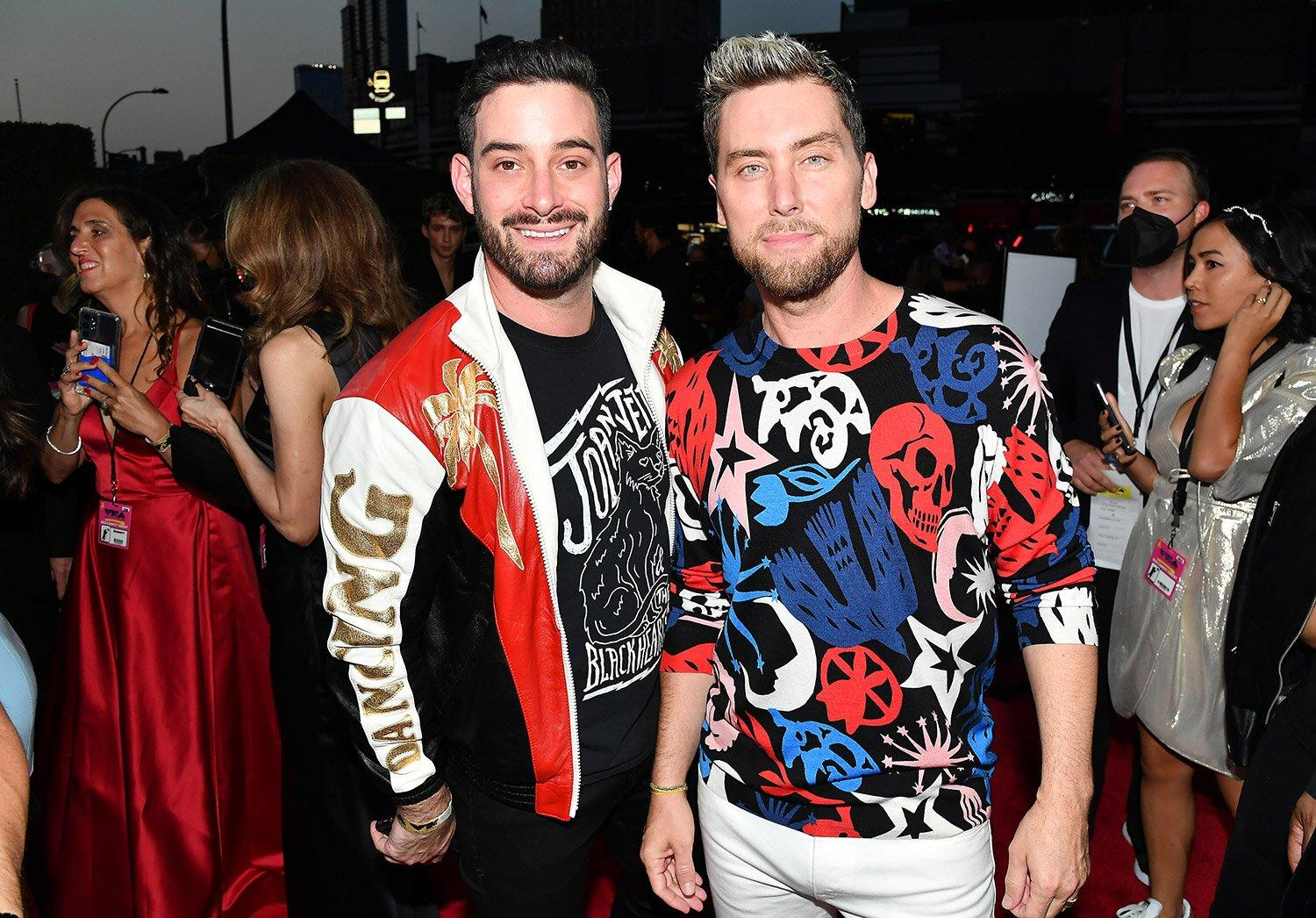 Lance Bass and Husband Michael Turchin Welcome Twin Babies Violet and Alexander via Surrogate
