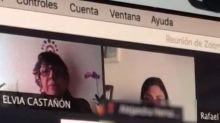 VIDEO | Profesora mexicana humilla a estudiante por tomar clases desde un café internet