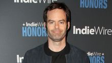 Bill Hader Cries During Interview Talking About Only Seeing His Kids 5 Times Last Summer