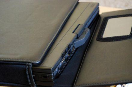 Dell Latitude XT tablet unboxing