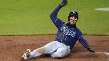 Lowe, Meadows HRs highlight Rays' 14-7 rout of Royals
