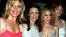 Kristin Davis just reignited the SATC feud with this post