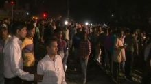 Amritsar train accident: 61 dead as speeding train runs over crowd at Dussehra celebration