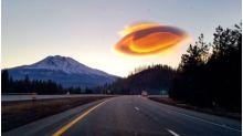 Alien Invasion? UFO-Like Cloud Seen in Weed, California Has Netizens Amazed