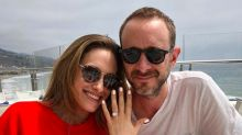 'Mr. Robot' star Carly Chaikin is engaged to Ryan Bunnell