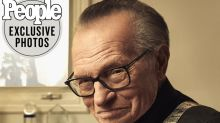 Larry King Opens Up About His Near-Fatal Stroke: 'They Told My Family I Was Going to Die'