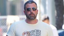 Ben Affleck Gives Off Serious Batman Vibes in Latest Post-Rehab Pics