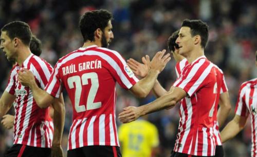 Athletic goleia o Las Palmas e segue vivo na luta por vaga na Liga Europa