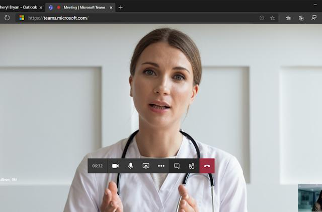 Microsoft's Cloud for Healthcare is an elaborate suite of telehealth tools