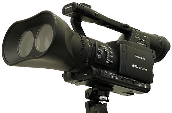 Panasonic developing 1080p twin-lens P2 camcorder for native 3D captures