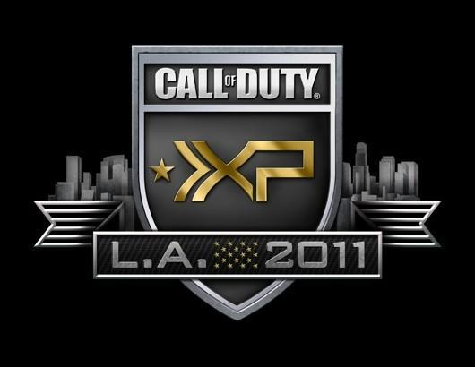 Call of Duty XP 2011, a two-day event for CoD fans, with proceeds going to charity