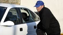 Car break-ins on the rise across the country