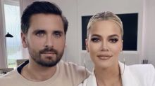 Khloe Kardashian explains why she and Scott Disick 'started holding hands' (Exclusive)