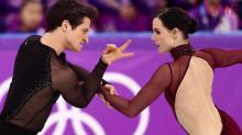 This Is Exactly As Personal As Scott Moir Will Get About Your Tessa Virtue Relationship Theories
