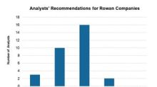 Latest Target Price Revisions for Noble and Rowan Companies