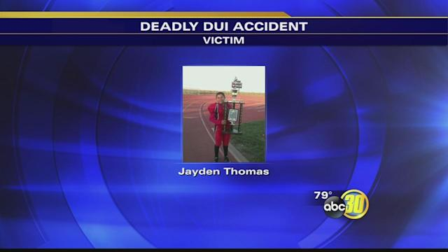 Los Banos mother recalls DUI crash that killed her son