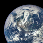 The Newest Google Street View Takes You Out Of This World