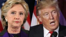 Hillary Clinton claims she lost election because Trump 'colluded with 1,000 Russian agents'