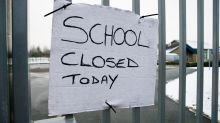 Can parents take time off work if their child's school shuts due to snow?