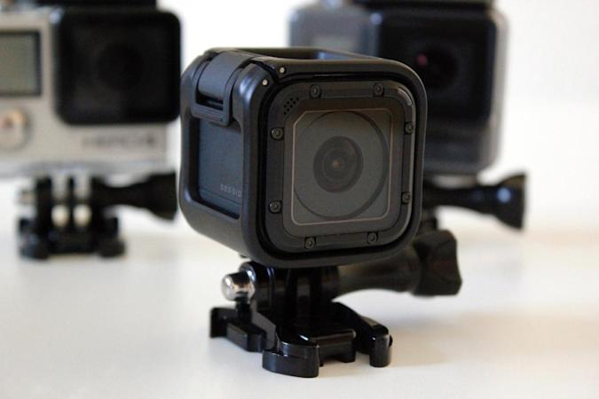 GoPro's Hero4 Session camera drops to a more reasonable $199