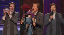 Will Ferrell pulls off epic late-night stunt appearing on every show as Ron Burgundy