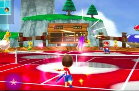 Mario Tennis Open review: Holding court