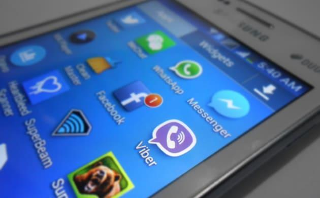 Viber's latest shot at Skype: video calling on Android and iOS